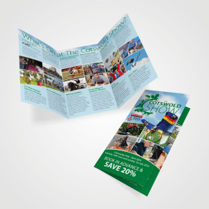 DL Folded Leaflet 6pp